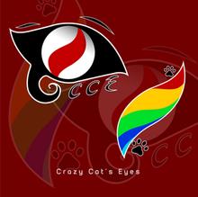 Crazy Cat's Eyes Logo