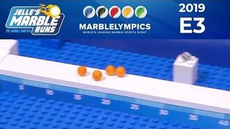 Marble Race MarbleLympics 2019 E3 - Balancing