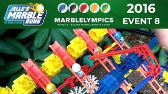 Marble Race Marblelympics 2016 Event 8 - 10 Meter Sprint