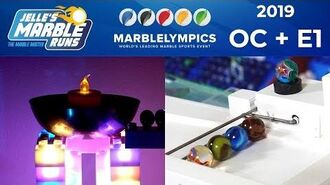 MarbleLympics 2019 OPENING CEREMONY E1 Underwater Race