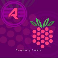 Raspberry Racers Logo