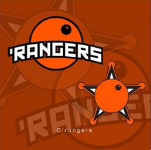 O'rangers Logo