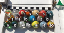 Race 1 2017 SMR starting grid