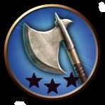08rare weapon axe of plenty