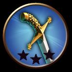 07rare weapon guardsman sword