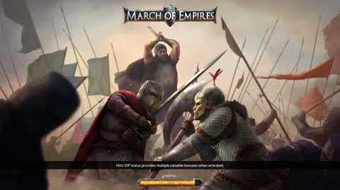 March of Empires War of Lords (Massive Glitch Windows 10)