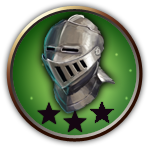 03uncommon tempered iron helm