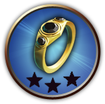 07rare ring instructor's signet