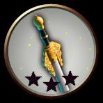 09common woodsman's sword