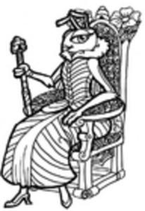 Die Bienenkönigin   Märchen-Geschichten Wiki   Fandom