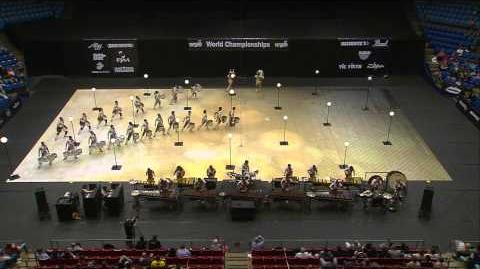 2015 PIW POW Percussion