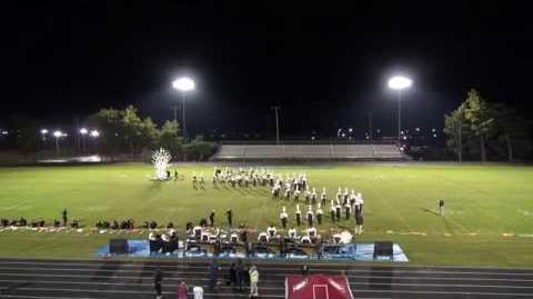 Mt. Juliet HS (TN) Marching Band 2015