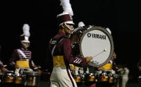 Cadets Bass Drum