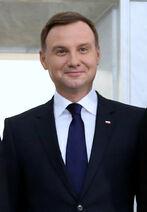 Andrzej Duda portret