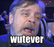 Wutever meme