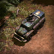 CAR AssaultBus 3DPortrait Amazon