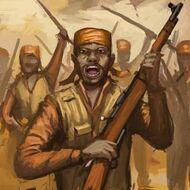 WAR Rebels Portrait