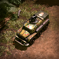 CAR AssaultBus 3DPortrait Base