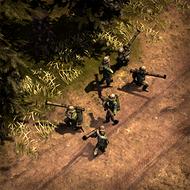 REP Bazooka 3DPortrait ArmyGreen