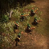 EMP RocketTroops 3DPortrait KakiHeidan