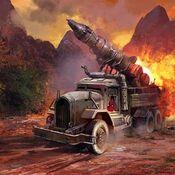 Rocket Truck