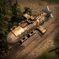 ALI WarZeppelin 3DPortrait German