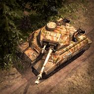 ALI HeavyTank 3DPortrait German