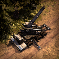 REP Howitzer 3DPortrait Base