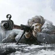 UNI ATSniper Portrait