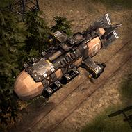 ALI WarZeppelin 3DPortrait Base
