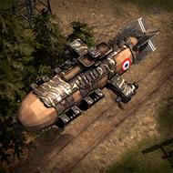 ALI WarZeppelin 3DPortrait French
