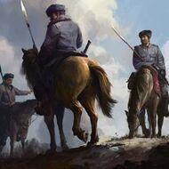 ALI Cossacks Portrait