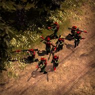 UNI RPGTroops 3DPortrait Base