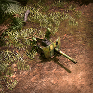 CAR ATgun 3DPortrait Base