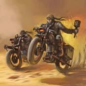 Warlord Biker