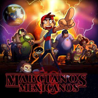 Marcianos Vs Mexicanos Pelicula Marcianos Vs Mexicanos Wiki Fandom