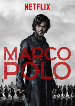 Marco Polo series cover