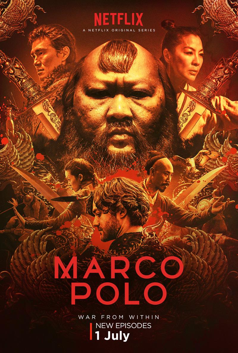 Season 2 | Marco Polo Netflix Wiki | FANDOM powered by Wikia