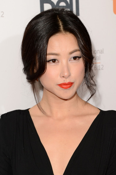 Zhu Zhu angeles premiere