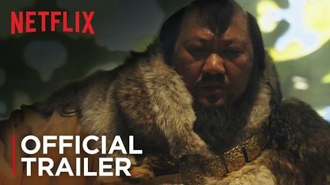 Marco Polo Official Trailer HD Netflix