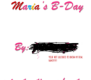 Maria's B-Day