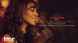 Mariah Carey - Miss You Most (How It Would Sound Live At The Cathedral Of St. John The Divine)