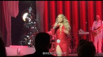 Mariah Carey - Christmas (Baby Please Come Home) - Live at Las Vegas 27 11 2019