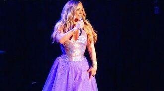 Mariah Carey Singing 'Slipping Away & Music Box' (May 27th 2019) Caution Tour