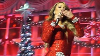 Mariah Carey - Christmas (Baby Please Come Home) 11 29 2019 - Las Vegas
