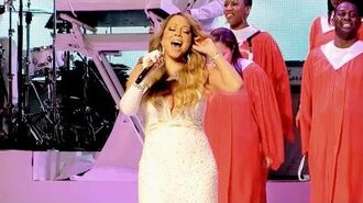 "Mariah Carey - Christmas (Baby Please Come Home) ""Complete"" (Live Beacon Theater)"