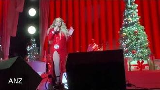MARIAH CAREY - (Christmas) Baby Please Come Home LIVE @The Garden 2019