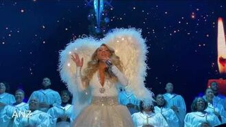 MARIAH CAREY - Silent Night Live @ Madison Square Garden, NYC 12 15 19