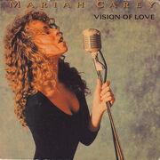 Mariahvisionoflovecover