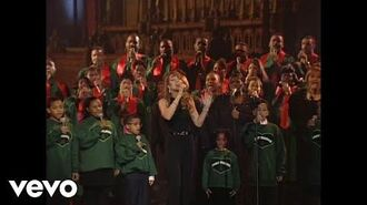 Mariah Carey - Jesus Born On This Day (Live at St. John The Divine)